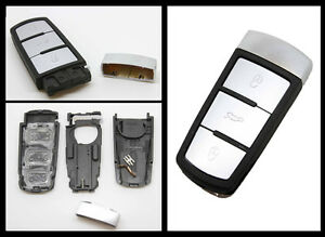 Key Fob Replacement >> Details About Vw Passat Passat Cc 3 Button Remote Key Fob Replacement Case Shell