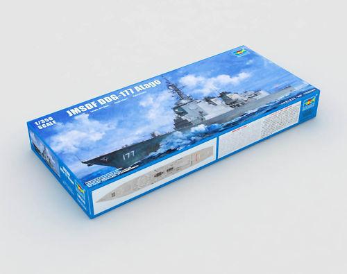 04536 Japan Maritime Self-defense Force DDG177 1/350 Scale Destroyer Trumpeter