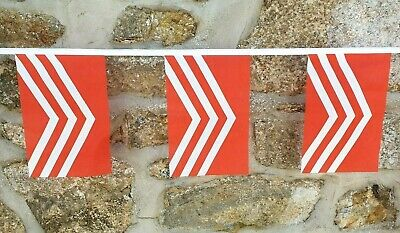 Various Lengths Devon Flag Polyester Bunting