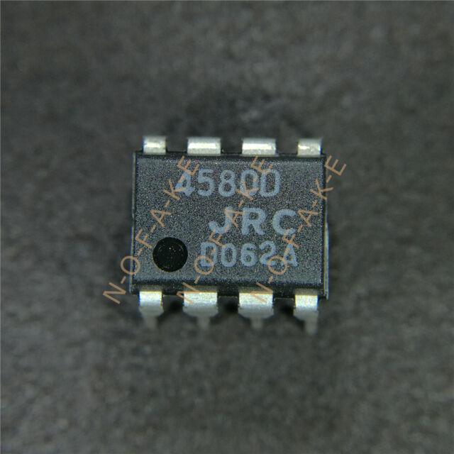 JRC 4580DD DIP8