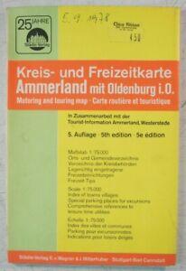 Kreis-und-Freizeitkarte-Ammerland-mit-Oldenburg-Staedte-Verlag-5-9-1978-B18724