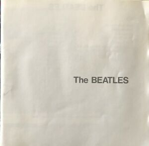 THE-BEATLES-WHITE-ALBUM-CD-APPLE-USA-DISC-1-ONLY-1987-JAX-NO-BARCODE