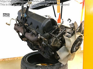 Lincoln-Town-Car-1-Ford-94-039-Engine-Motor-Assembly