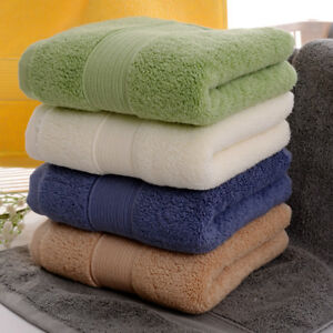 100% Cotton Face Towels Thick Egyptian Cotton Hand Face Towels Terry Towels