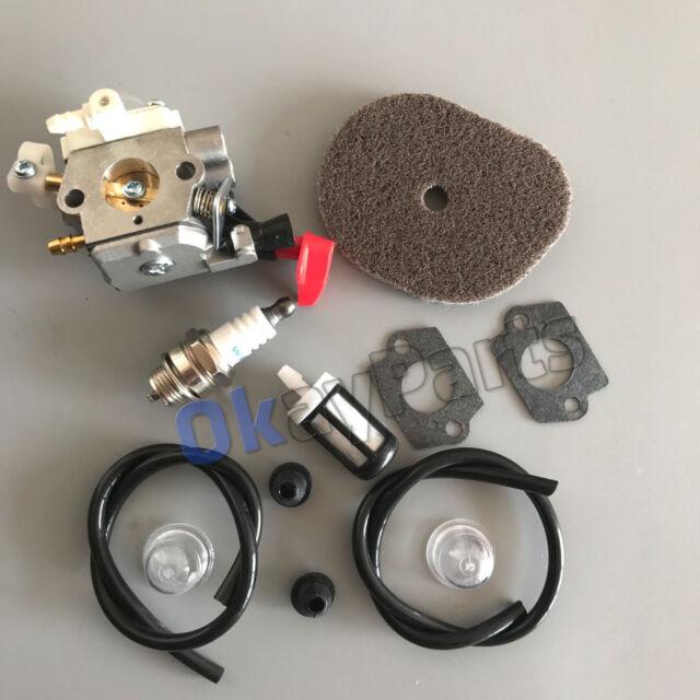Carburetor Tune up kit for Stihl FS40 FS50 KM56 FS56 FS70 FS70C FC56C FC70 70C