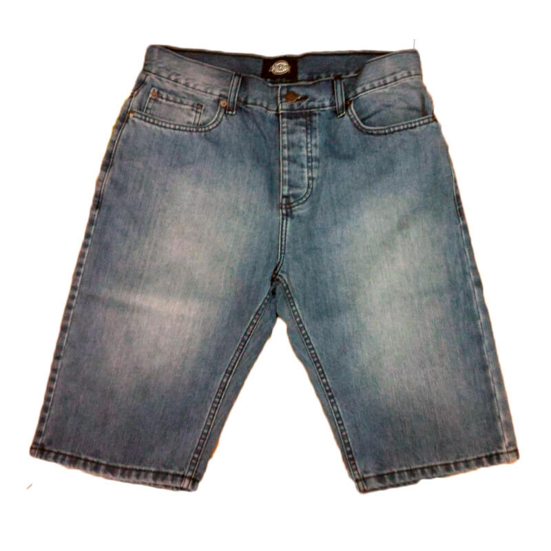 Pantaloncino Jeans Dickies Pensacola Short Bleach Wash