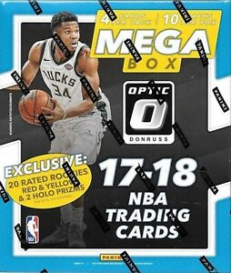 5-x-different-NBA-basketball-card-boxes-2017-season-BRAND-NEW-DONOVAN-MICTHELL