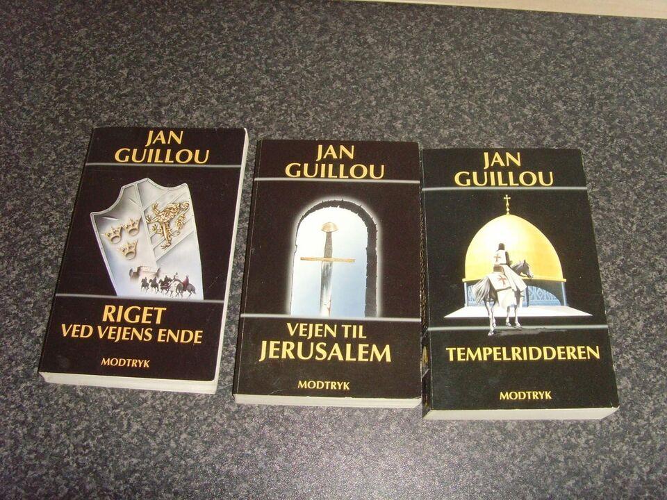 Flere , Jan guillou, genre: krimi og spænding