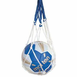 Molten-Ballnetz-fuer-1-Ball-blau-weiss