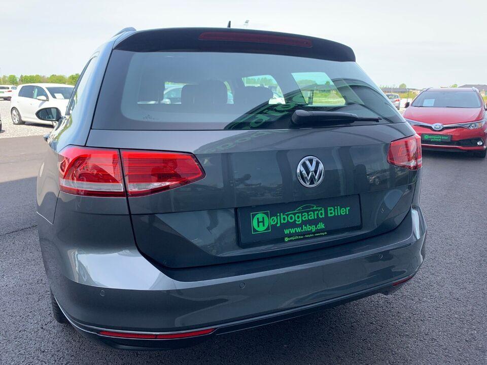 VW Passat 1,6 TDi 120 Comfortl. Variant DSG Diesel aut.