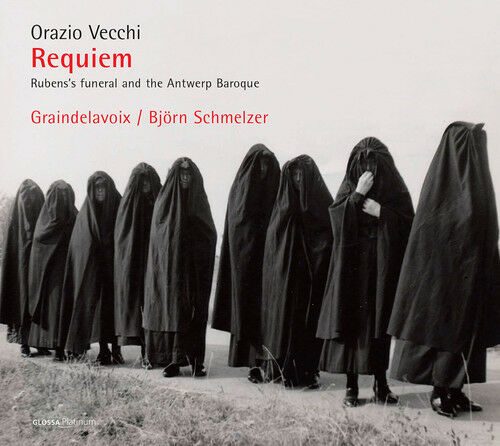 Orazio Vecchi: Requiem - Vecchi / Graindelavoix / Schmelzer (2017, CD NEU)