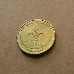 AUSTRALIAN-2008-CENTENARY-OF-SCOUTING-1-00-DOLLAR-COIN