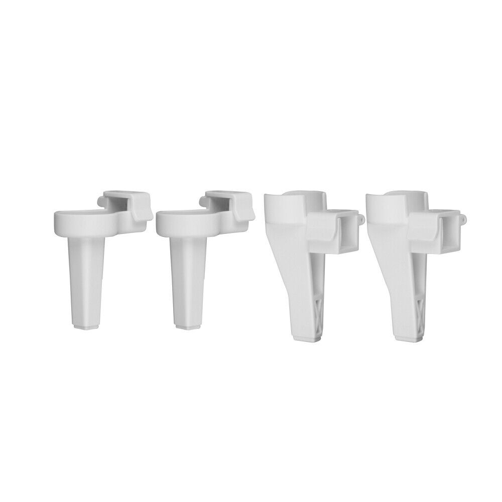 4*Extended Heightning Landing Gear Leg Protector Extension For XiaoMi Fimi X8 SE
