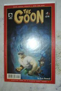 HTF 2007 Satan/'s Sodomy Baby  Eric Powell The Goon OOP 1 Dark Horse One-Shot