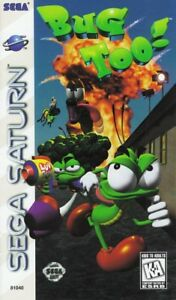 Bug-Too-Sega-Saturn-Great-Condition-Fast-Shipping