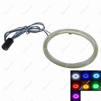 1X 65mm COB Led Halo Rings Angel Eyes for Cars Headlight Multicolor Non Polarity
