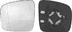 Spiegelglas Außenspiegel links van Wezel 5896831