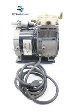 New Thomas 688ce44 Piston Air Compressorvacuum Pump Aerator 13hp Withcord