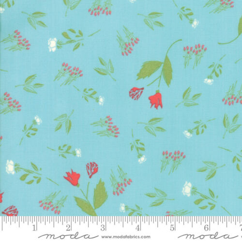Quilt The Front Porch Pistachio 37545 12 by Sherri /& Chelsi for Moda Fabrics