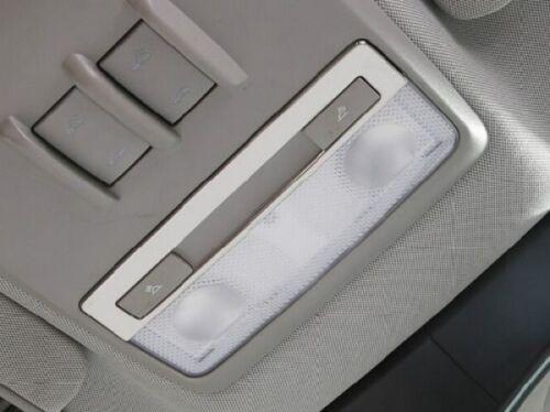 Aspect chrome ouverture//cadre pour lampadaire liseuse avant pour tous les Opel Cascada # mk025