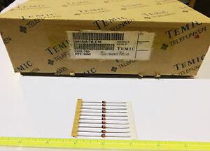 16V 1W Zener Diode - ±5% Tolerance - Telefunken 1N4745A Tape/Reel (*LOT OF 50*)