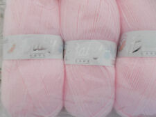 Pink - Baby Care 4 ply 5 x 100gm balls  [ 500g  ]