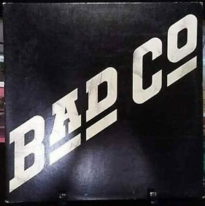 BAD COMPANY Self-Titled Album Released 1974 Vinyl/Record Collection US pressed