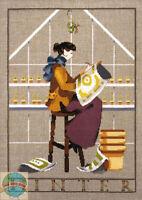 Cross Stitch Chart Pattern Mirabilia Winter In My Garden Md-68 Craft Supplies