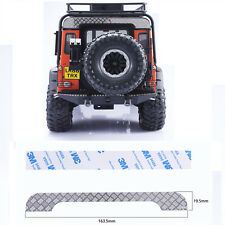 trimmed Body TRX-4® Sport Clear die-cut for LED light kit Traxxas TRA8111R
