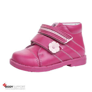 Details about Kids Orthopedic Shoes Sandals Revention Flat Feet Girls Boys  Leather Ankle Brace