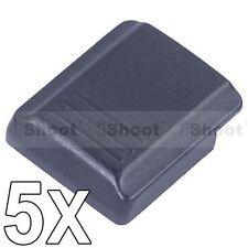 5x Blitzschuhabdeckung/Deckel/Schutzkappe FA-SHC1AM/B for Sony Kamera Blitzschuh
