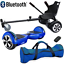 "thumbnail 22 - Bluetooth 6.5"" Swegway Hover Scooter Bundle Combo Self Balance Board & Hoverkart"