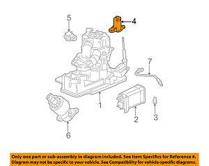 GM OEM-Vapor Canister Purge Valve 12581282