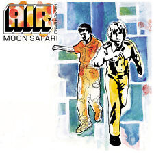 AIR = moon safari = Smooth Sexy Electro Downbeat Lounge !!