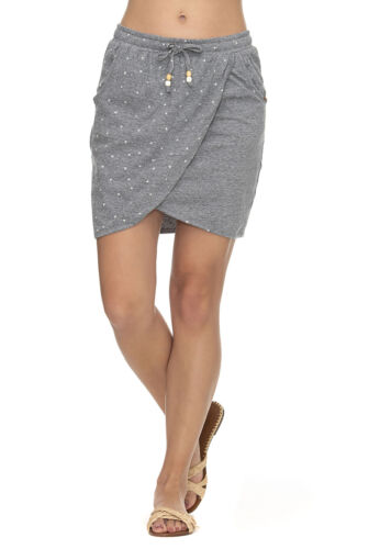 Ragwear Rock Damen NAILA A ORGANIC 2011-45016 Grau Grey 3000