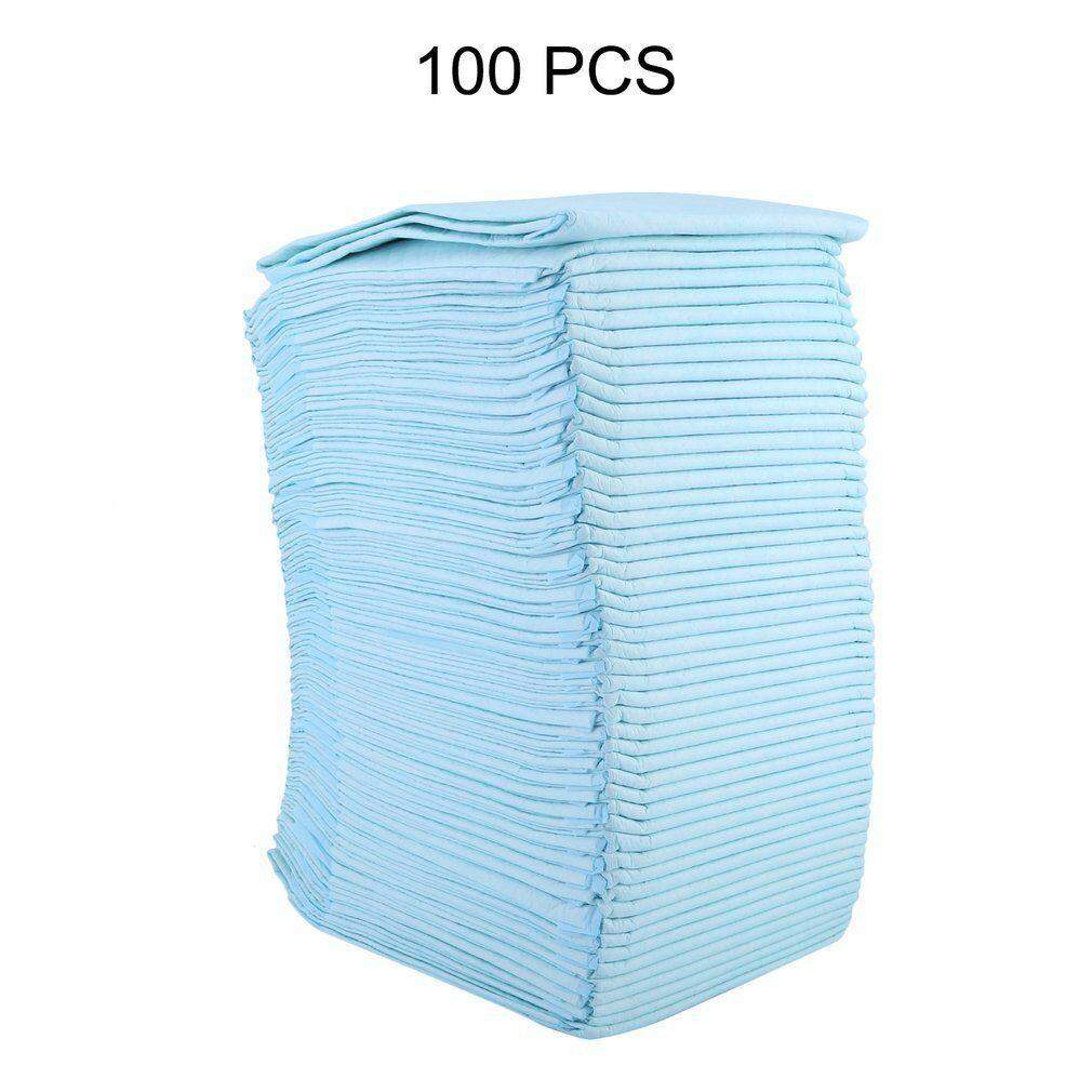 100 XL Pastiglie Cucciolo Cane Pet Toilette CASA TRAINING 60x90CM Wee Vasino PIPI 'Tappetini Gatto K