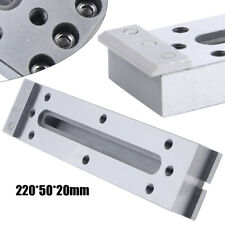 Stainless Steel Wire Cut Edm Fixture Board Fixture Tool For Clamping Leveling Ce
