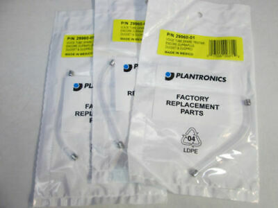 Lot of 10 Voice Tube for Plantronics H81 H91 H101 H251 H261 H351 H361 H141 HW251