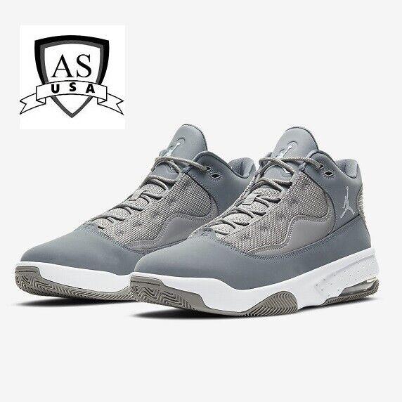 Size 9 - Jordan Max Aura 2 Medium Gray 2021 for sale online | eBay