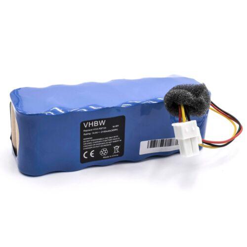 SAUGROBOTER AKKU 2100mAh 14.4V für Samsung Navibot DJ96-00136B