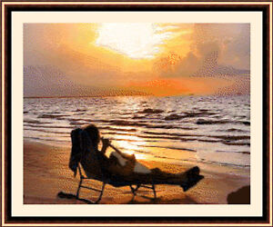 On-The-Beach-Cross-Stitch-Kit