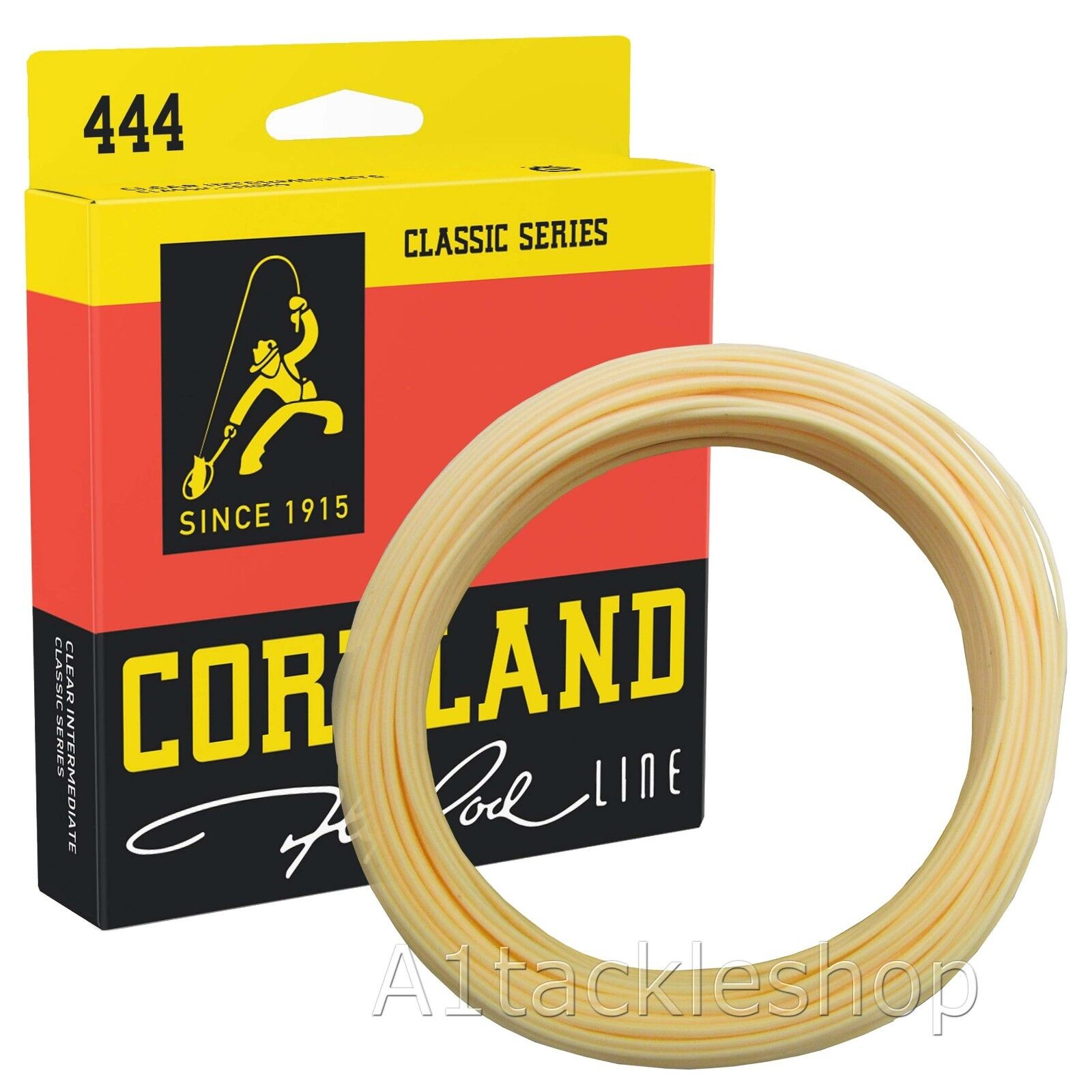 NEW Cortland 444 Classic Peach Floating Fly Fishing Line - Select Model