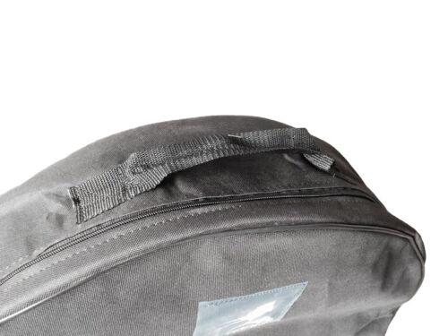 """2010-2017 SALVASPAZIO RUOTA DI SCORTA 18/"""" Tool Kit BMW X4 F26 sacchetto di copertura"""