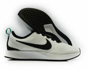 Nike Dualtone Racer White Black Platinum 918227-100 Running Shoes ... 4961c1062