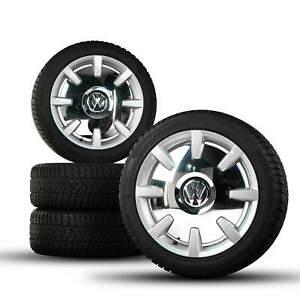 VW-18-Zoll-Felgen-Beetle-16-5C-DISC-Winterreifen-Winterraeder-5C0601025H