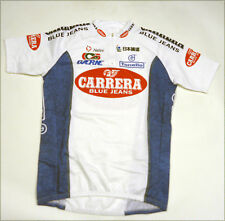 CYCLING SHIRT CARRERA JEANS TONELLO 1996 NALINI JERSEY