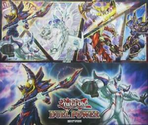 Yu-Gi-Oh-Trading-Card-Game-DUEL-POWER-Double-Sided-Playmat-Game-Board
