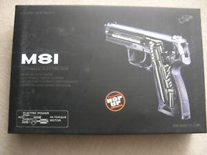 Airsoft Double Eagle M81 Pistole, -0,5 Joule - Bad Neustadt, Deutschland - Airsoft Double Eagle M81 Pistole, -0,5 Joule - Bad Neustadt, Deutschland