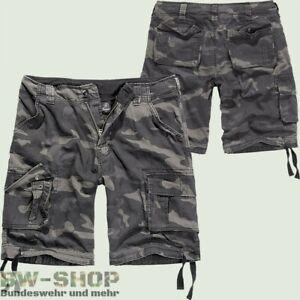Brandit Shorts Urban Legend Darkcamo Neu Kurze Hose Bw Army Cargo Vintage Short