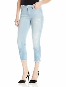 Cheap Price Wholesale DENIM - Denim capris Calvin Klein Buy Cheap For Sale Quality Free Shipping Low Price Clearance For Cheap 21Rx1